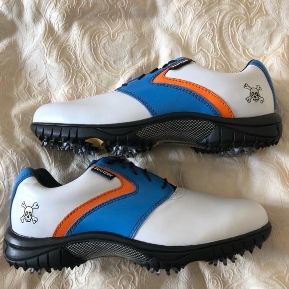 Foot Joy Custom Made Golf Shoes Mens
